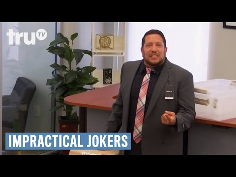 Impractical Jokers  Sal's Chickening Out Punishment  truTV