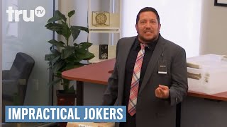 Impractical Jokers - Sal's Chickening Out (Punishment)   truTV