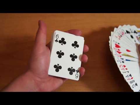 Бесплатное обучение фокусам 49 Фокусы с картами Самые лучшие фокусы с картами