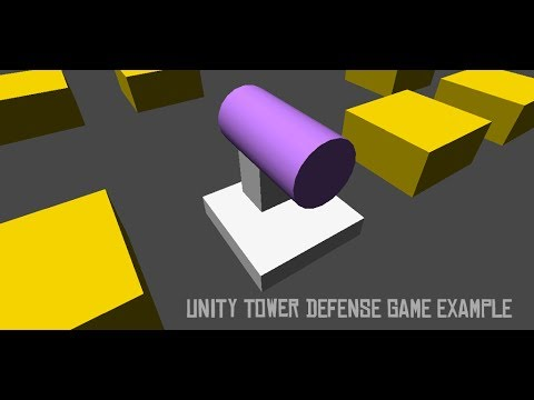how to make enemy capsule unity 5
