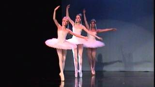 Ballerina Blooper