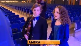 Andr Rieu Masterclass for Amira Willighagen and brother Fincent - 7 December 2013.mp3