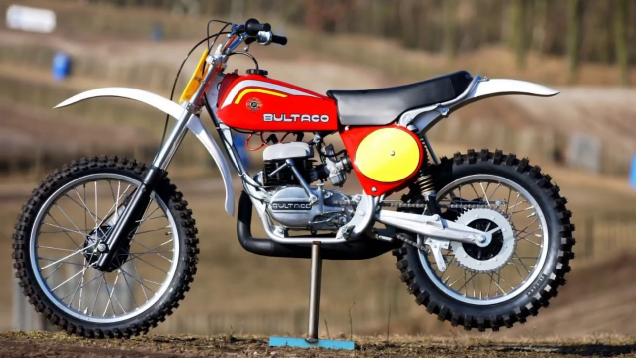 Best Ever European Enduro Mx Classic Bikes 60s70s80s Youtube