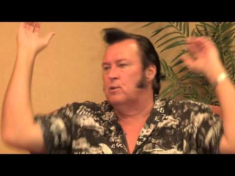 HONKY TONK MAN ON HIS WWE DEBUT