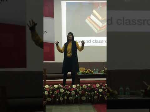 Neha Fatehchandani- Speaker- Learning and Development Sustainability - ISTD Conference , Vadodara
