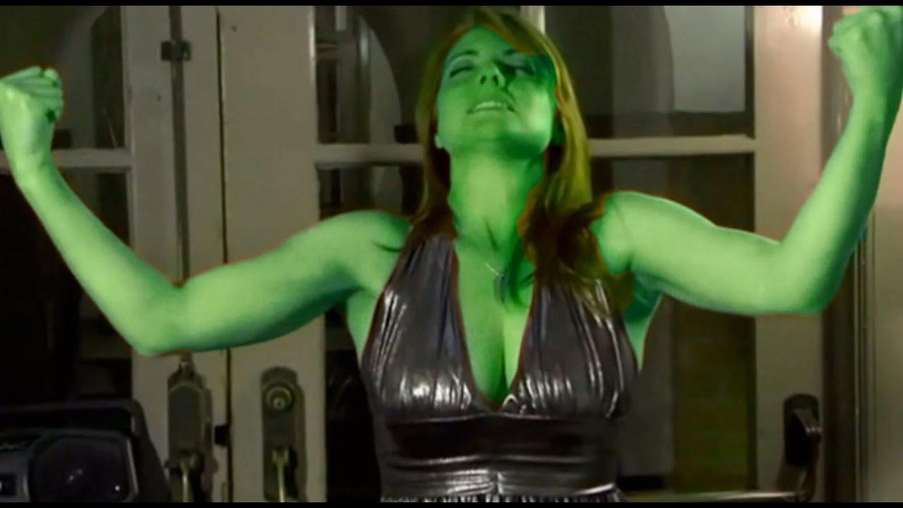 Amazing She Hulk Transformation   She Hulk Movie Ep1 - YouTube