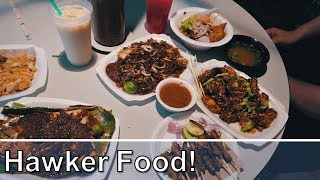 hawker centres to visit