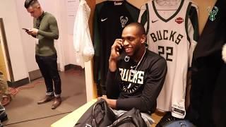 Bucks All-Access: Khris Middleton Is An NBA All-Star