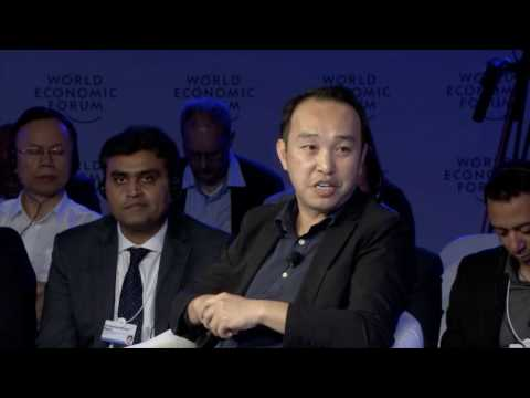 Prosperity and Security along the Modern Silk Road - Kevin Lu - Chinas Economic Gravity
