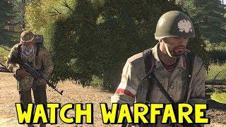Watch Warfare | ArmA 3 WW2