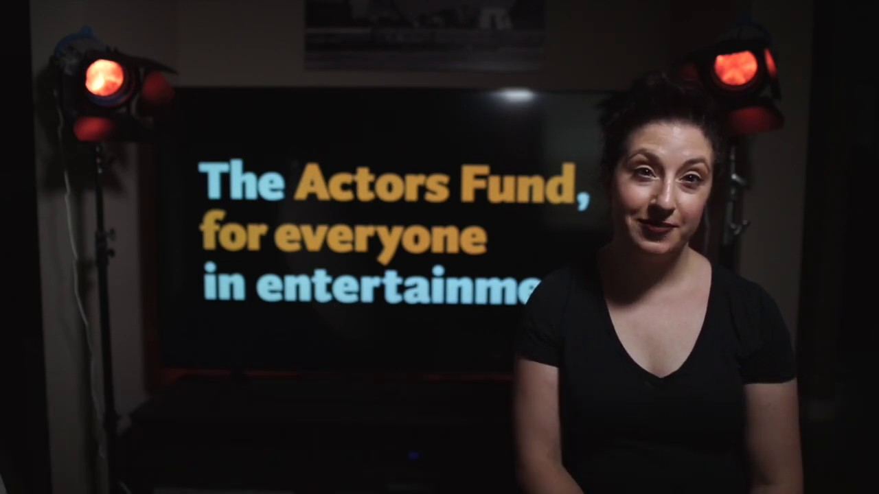 The Actors Fund Career Center - Thank You from Clients