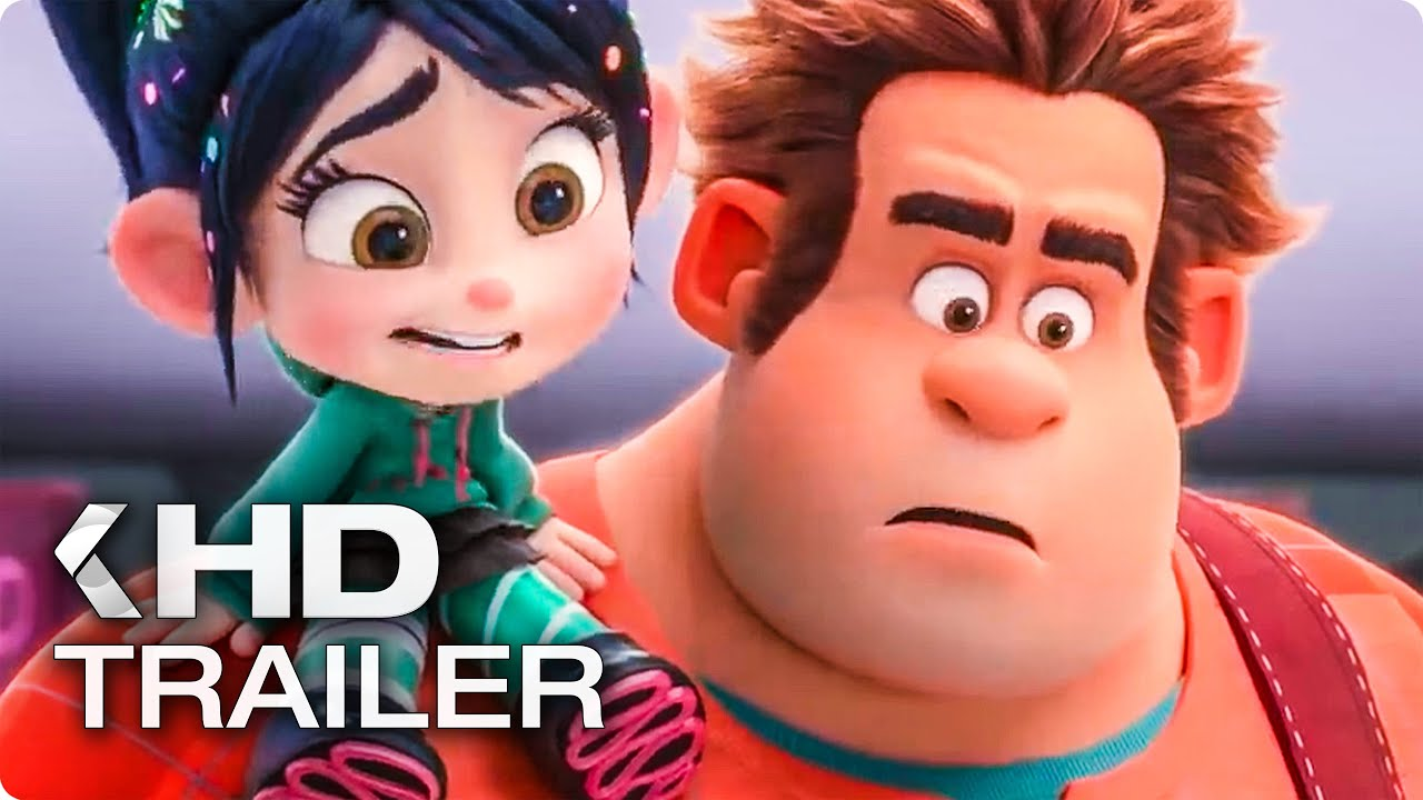 WRECK-IT RALPH 2 Final Trailer (2018) - YouTube