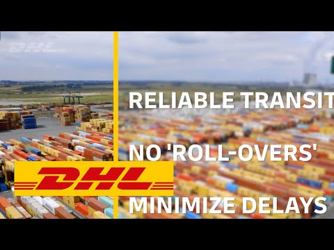 DHL Ocean Connect LCL - Shipped As Booked