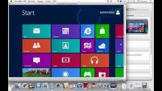 Windows 8 in Virtualbox installieren