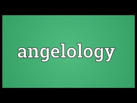 Header of angelology