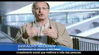 Comercial do PSDB com Geraldo Alckmin