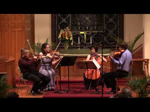 Brahms String Quartet no. 3 in Bb major, op. 67