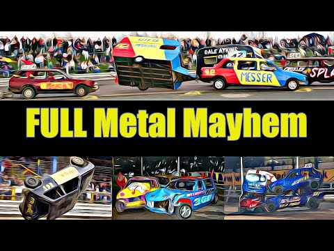 Full Metal Mayhem One Hour Special