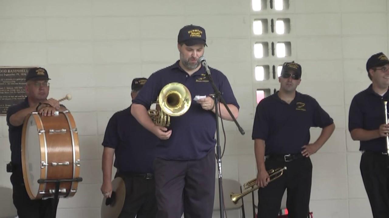 Norwood Brass Firemen  7-28-11