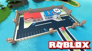 NEW ROBLOX JAILBREAK MAP!!