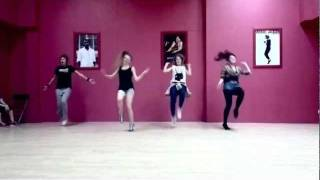 """Crazy In Love"" Jazz-Funk Choreo"