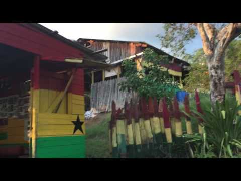 Bobo Hill Rastafarai Vibration (Jamaica) Part 1