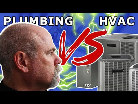 PLUMBING vs HVAC: Which Is Better?