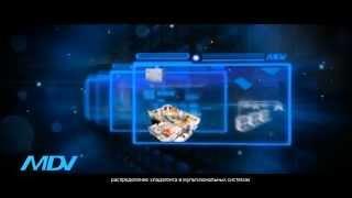 видео Сплит-системы MDV серии Fairwind 2015