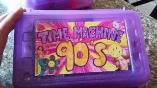 Unboxing Nostalgia! Opening Some 90s Time Capsules