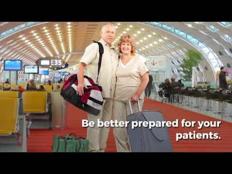 Introducing the Comprehensive Course in Travel Health Online CE