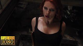 The Avengers (2012) - Black Widow Opening Fight Scene (1080p) FULL HD