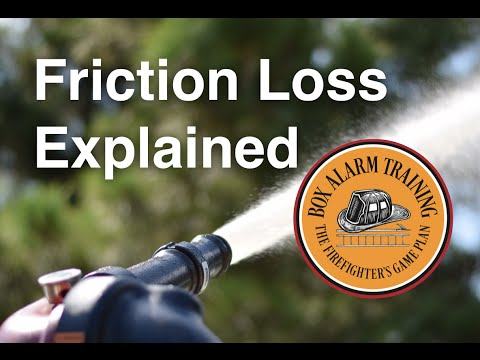Friction Loss Explained
