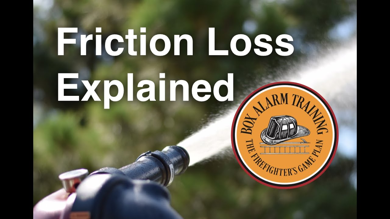What Is Friction Loss?