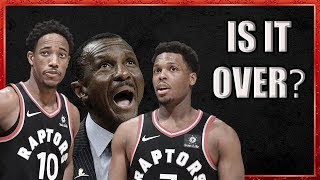 Should the Raptors Just... Blow it Up?