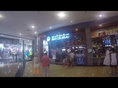 Mall of the Emirates & IBN Battuta Mall.