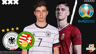 PREVIA ALEMANIA-HUNGRÍA / EURO 2020