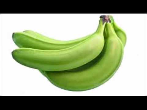 Beneficios para la salud del plátano verde