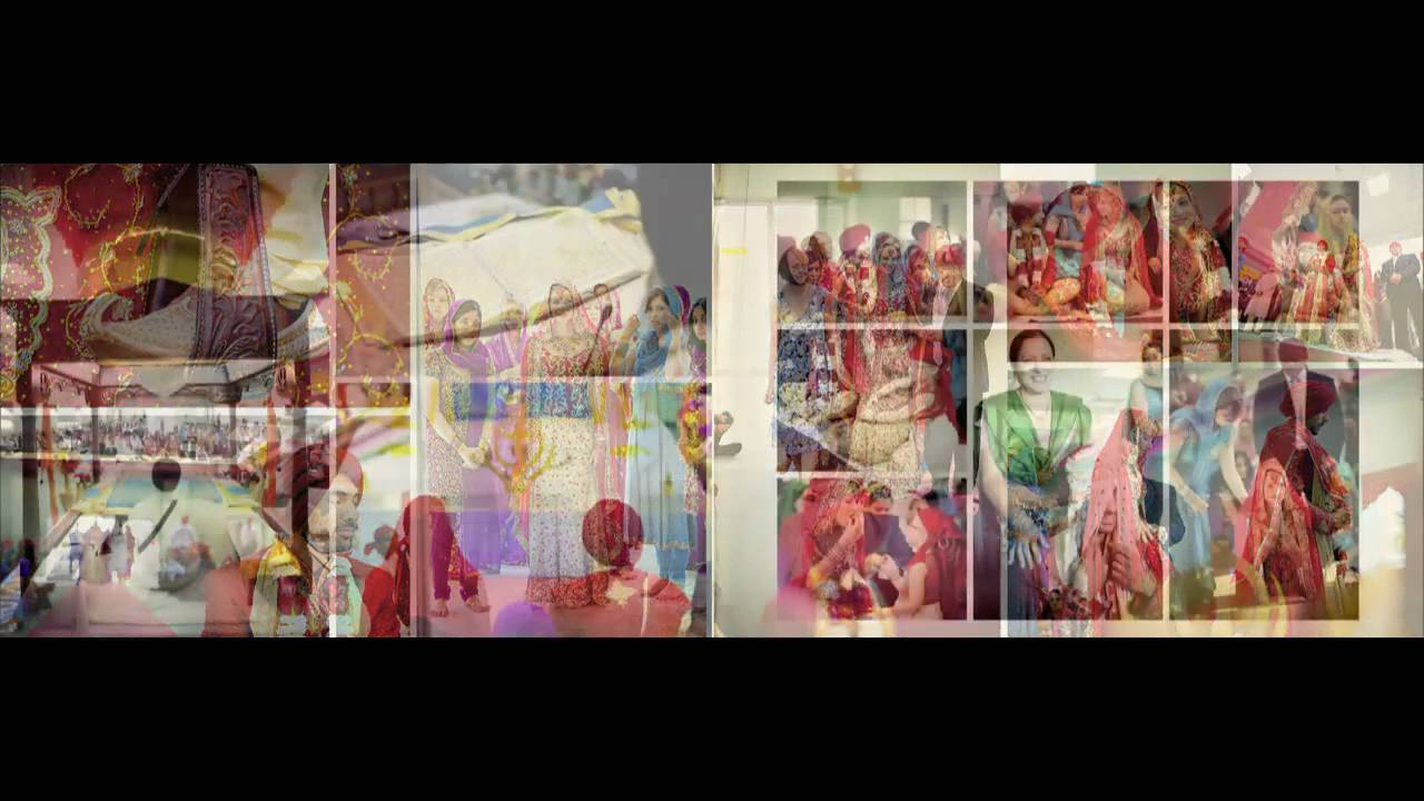 Toronto Sikh Wedding Album Design