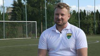 Ludzie Sportu #8 | Wiceprezes MKS Ostrowianka - Paweł Skarpetowski