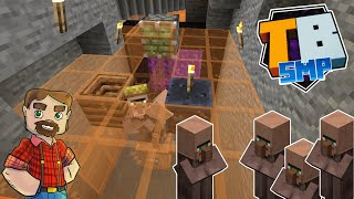 Villager Breeder! - Truly Bedrock SMP Season 2! - Episode 21