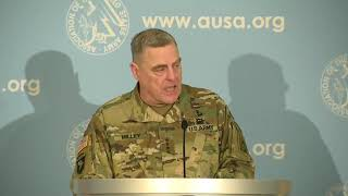 vuclip 311th ILW Breakfast - Gen. Mark A. Milley- Chief of Staff