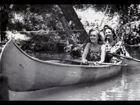 "Marilyn Monroe In The Small Canoe Scene Appearance  - ""Scudda Hoo! Scudda Hay!"""