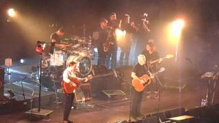 Wish You Were Here (live) - David Gilmour & Bombay Bicycle Club - Earls Court