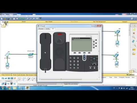 Cisco Voip IP Phone