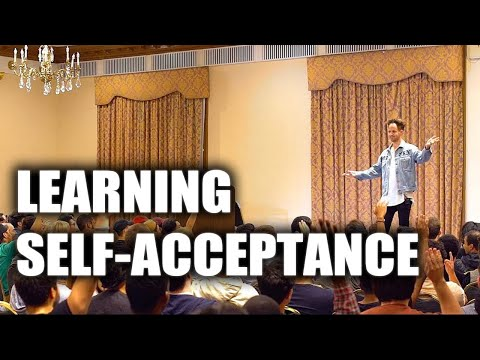 The Power Of Self-Acceptance: Julien Blanc Reveals How To Transform Yourself By Accepting Yourself!