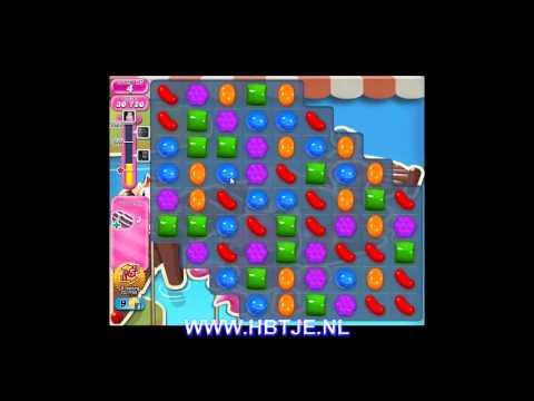 Candy Crush 130关攻略