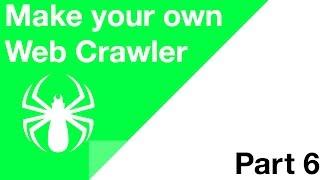 Make your Own Web Crawler - Part 6 - Grabbing Titles, Descs & Keywords