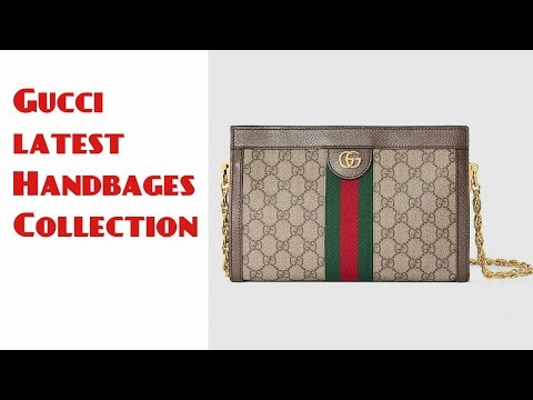Gucci latest Collection  Shoulder Bags 2018 _ GUCCI WOMEN BAGS | NEW ARRIVAL GUCCI BEGS COLLECTION