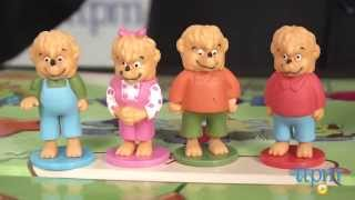 The Berenstain Bears Learn To Share Game from Patch Products