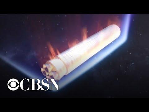Chinese rocket debris falls over Indian Ocean